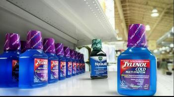 Tylenol Cold Multi-Symptom & Nyquil TV Spot, 'Label' - Thumbnail 3