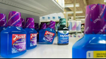 Tylenol Cold Multi-Symptom & Nyquil TV Spot, 'Label' - Thumbnail 5