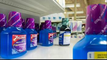 Tylenol Cold Multi-Symptom & Nyquil TV Spot, 'Label' - Thumbnail 6