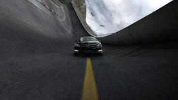 2013 Mercedes-Benz C-Class Coupe TV Spot, 'Race Track'  - Thumbnail 4