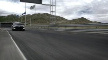 2013 Mercedes-Benz C-Class Coupe TV Spot, 'Race Track'  - Thumbnail 8