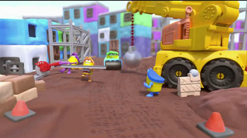 Play-Doh Diggin' Rigs TV Spot  - Thumbnail 1