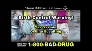Birth Control Injuries thumbnail