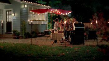 Lowe's Autumn Savings Days TV Spot, 'Backyard BBQ' - Thumbnail 1