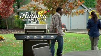 Lowe's Autumn Savings Days TV Spot, 'Backyard BBQ' - Thumbnail 8
