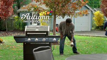 Lowe's Autumn Savings Days TV Spot, 'Backyard BBQ' - Thumbnail 9