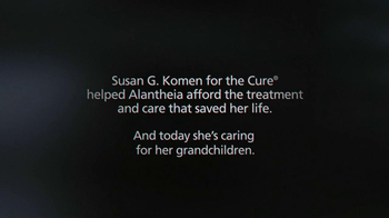 Susan G. Komen for the Cure TV Spot, 'Granddaughters' - Thumbnail 6