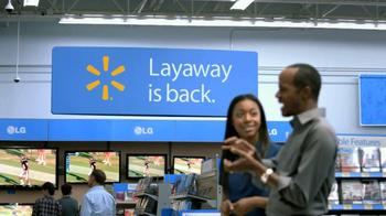 Walmart Layaway TV Spot, 'We Feel Ya' - Thumbnail 4