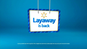 Walmart Layaway TV Spot, 'We Feel Ya' - Thumbnail 9