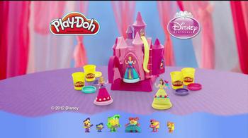 Play-Doh Prettiest Princess Castle TV Spot - Thumbnail 8