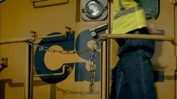 CSX TV Spot, 'Sparkplug' - Thumbnail 3
