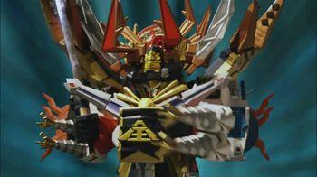 Power Ranger Super Samurai Gigazord TV Spot