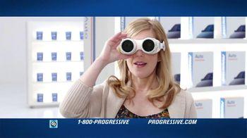 Progressive TV Spot, 'Coverage Checker Goggles' - 2817 commercial airings