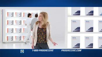 Progressive TV Spot, 'Coverage Checker Goggles' - Thumbnail 1