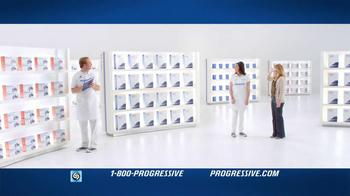 Progressive TV Spot, 'Coverage Checker Goggles' - Thumbnail 10