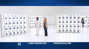 Progressive TV Spot, 'Coverage Checker Goggles' - Thumbnail 2