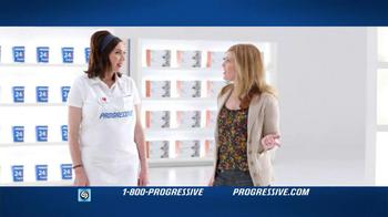 Progressive TV Spot, 'Coverage Checker Goggles' - Thumbnail 3