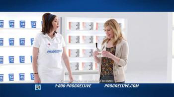 Progressive TV Spot, 'Coverage Checker Goggles' - Thumbnail 4