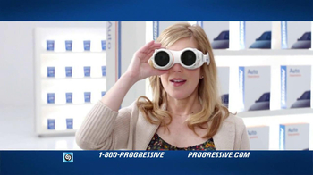 Progressive TV Spot, 'Coverage Checker Goggles' - 2817 commercial airings