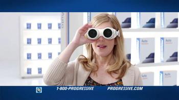 Progressive TV Spot, 'Coverage Checker Goggles' - Thumbnail 5