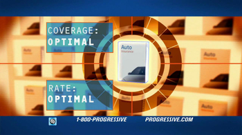 Progressive TV Spot, 'Coverage Checker Goggles' - Thumbnail 6