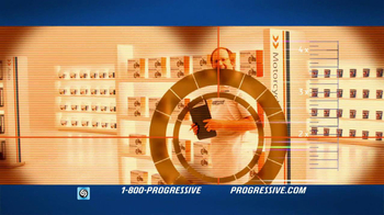 Progressive TV Spot, 'Coverage Checker Goggles' - Thumbnail 7