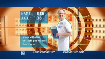 Progressive TV Spot, 'Coverage Checker Goggles' - Thumbnail 8