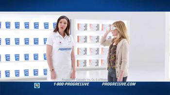 Progressive TV Spot, 'Coverage Checker Goggles' - Thumbnail 9