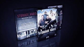 A&E TV Spot, \'Shop Storage Wars\'