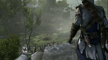 Assassins Creed III TV Spot, '4 Exclusive Missions' - Thumbnail 1