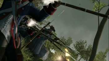Assassins Creed III TV Spot, '4 Exclusive Missions' - Thumbnail 2