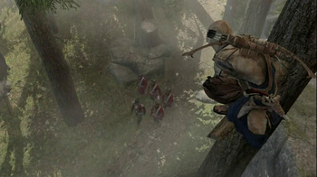 Assassins Creed III TV Spot, '4 Exclusive Missions' - Thumbnail 3