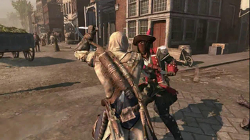 Assassins Creed III TV Spot, '4 Exclusive Missions' - Thumbnail 7