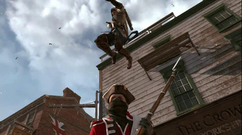 Assassins Creed III TV Spot, '4 Exclusive Missions' - Thumbnail 9