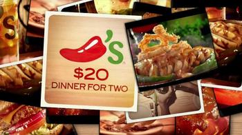 Chili's $20 Dinner for 2 TV Spot, 'Chipotle Chicken Fajitas' - Thumbnail 9