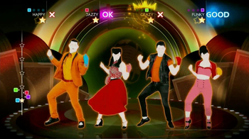 Just Dance 4 TV Spot, 'Wii' Song by Carly Rae Jepsen - Thumbnail 7
