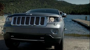 Jeep Grand Cherokee TV Spot, 'Most Awarded SUV' - 118 commercial airings