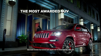 Jeep Grand Cherokee TV Spot, 'Most Awarded SUV' - Thumbnail 10