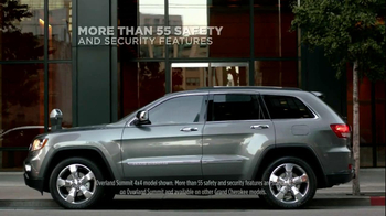Jeep Grand Cherokee TV Spot, 'Most Awarded SUV' - Thumbnail 2