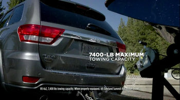 Jeep Grand Cherokee TV Spot, 'Most Awarded SUV' - Thumbnail 9