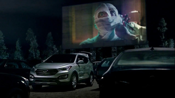 2013 Hyundai Santa Fe TV Spot, 'Don't Tell Mom/Dad' - Thumbnail 1
