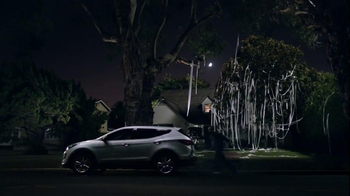 2013 Hyundai Santa Fe TV Spot, 'Don't Tell Mom/Dad' - Thumbnail 6
