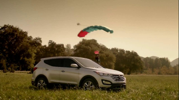 2013 Hyundai Santa Fe TV Spot, 'Don't Tell Mom/Dad' - Thumbnail 9