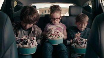 2013 Hyundai Santa Fe TV Spot, 'Don't Tell Mom/Dad'
