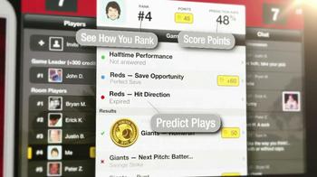 TBS Social Dugout App TV Spot 'Head to Head' - Thumbnail 4