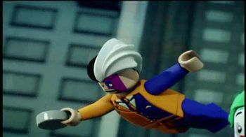 LEGO DC Universe Super Heroes TV Spot, 'Save the City' - Thumbnail 8