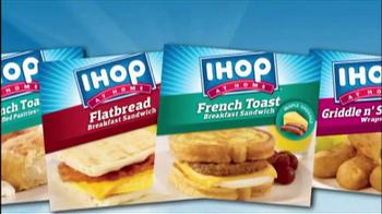 IHOP At-Home Sandwiches TV Spot - Thumbnail 1