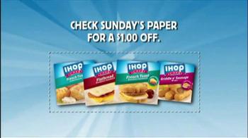 IHOP At-Home Sandwiches TV Spot - Thumbnail 5