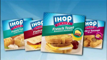 IHOP At-Home Sandwiches TV Spot - Thumbnail 2