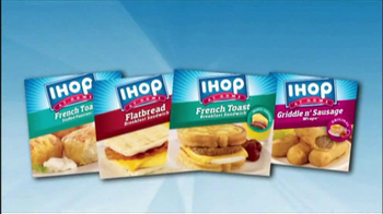 IHOP At-Home Sandwiches TV Spot